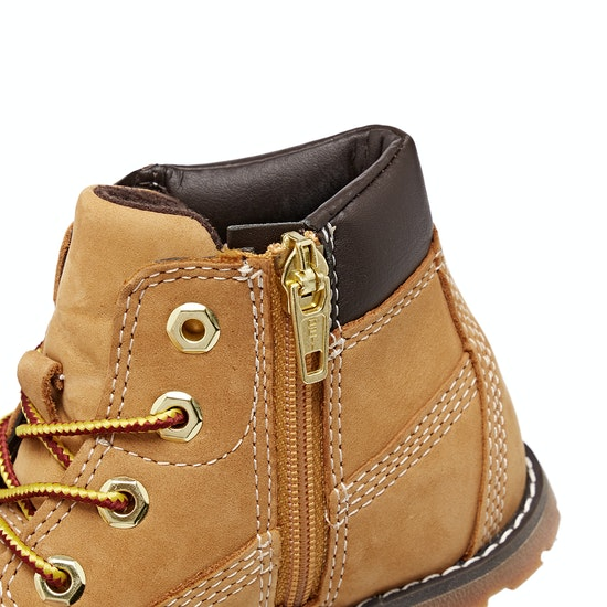 Timberland Pokey Pine 6in Side Zip Kids Boots