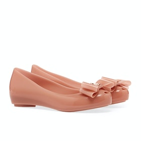 Dress Shoes Vivienne Westwood X Melissa Ultragirl 22 - Nude Bow Orb
