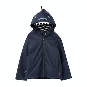 Joules Riverside Kids Jacket - Navyshark