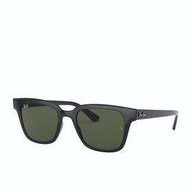 Ray-Ban 0rb4323 Sunglasses - Black~green