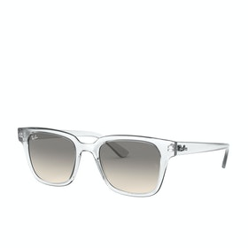 Ray-Ban 0rb4323 Sunglasses - Trasparent~clear Gradient Grey