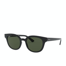 Ray-Ban 0rb4324 Sunglasses - Black~green