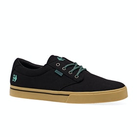 Chaussures Etnies Jameson Preserve - Black/green/gum