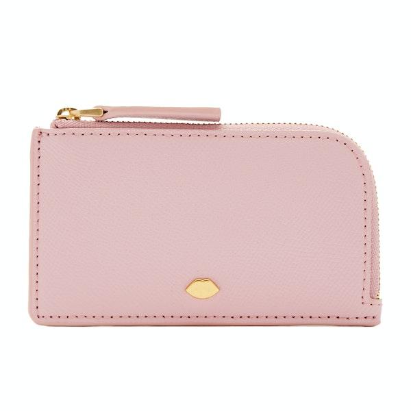 Lulu Guinness Lip Pin Leah Women's Wallet