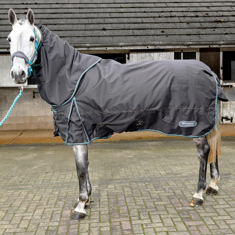 Rambo Airmax Unisex Horse Rug Cooler Black Tan Orange All Sizes