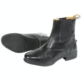 Shires Moretta Rosetta Paddock Boots - Black