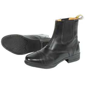 Shires Moretta Rosetta , Paddock Boots Barn - Black