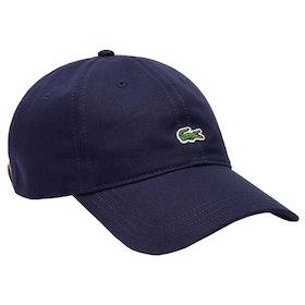 Cappello Lacoste Twill - Navy