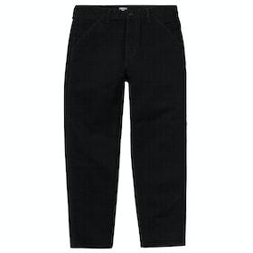Carhartt Penrod Jeans - Black Rinsed