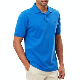 Joules Woody Classic Polo Shirt - Blue