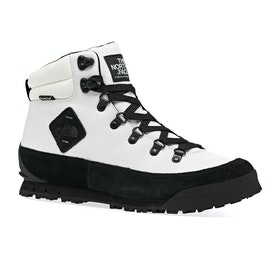 North Face Back To Berkeley Walking Boots - Tnf White Tnf Black