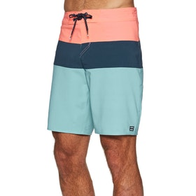 Billabong Tribong Pro Solid Beach Shorts - Coastal
