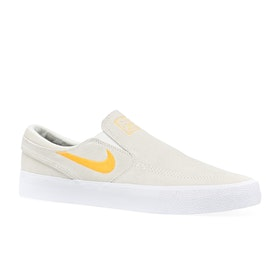 Mocassins Nike SB Zoom Janoski RM - Summit White University Gold