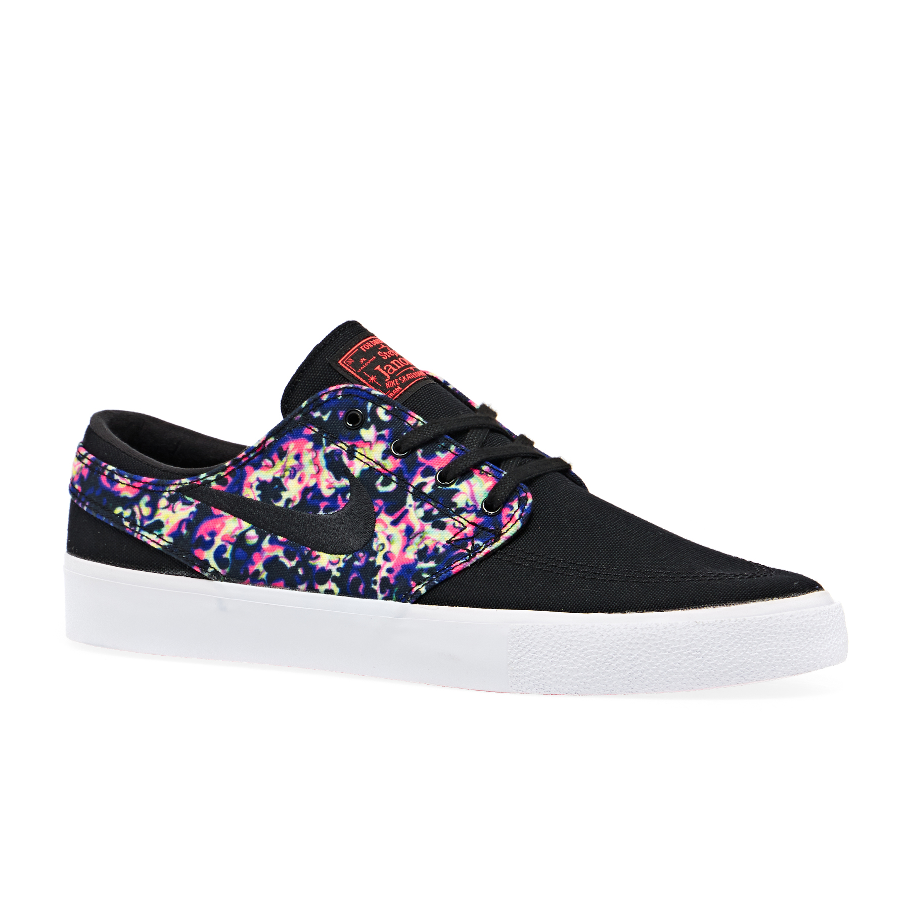 Sumergir receta evidencia  Nike SB Zoom Janoski Canvas Rm Premium Blacklight Shoes - Free Delivery  options on All Orders from Surfdome UK