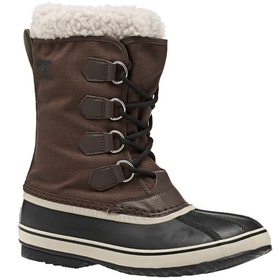 Sorel 1964 Pac Nylon Boots - Tobacco Black