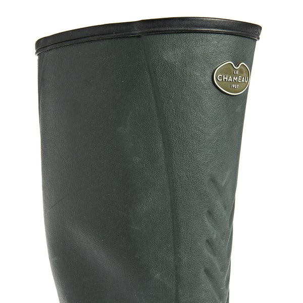 Le Chameau Ceres Jersey Lined Men's Wellington Boots