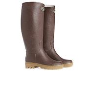 Le Chameau St Hubert 38cm Width Women's Wellington Boots