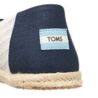 Alpercatas Toms Canvas Rope Sole