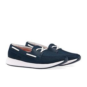 Dress Shoes Swims Breeze Wave Boat - Navy Navy