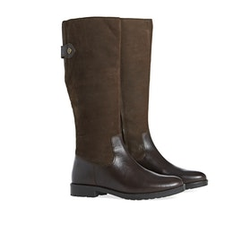 Stivali Donna Joules Canterbury - Dark Brown
