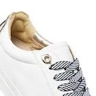 Lulu Guinness Leather Lips Natasha Women's Shoes