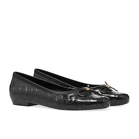 Vivienne Westwood X Melissa Margot Ballerina Dress Shoes - Black