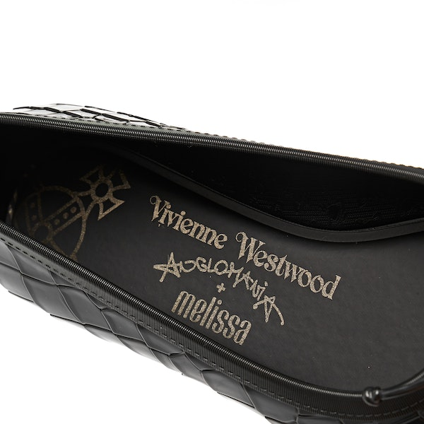 Vivienne Westwood X Melissa Margot Ballerina Dress Shoes
