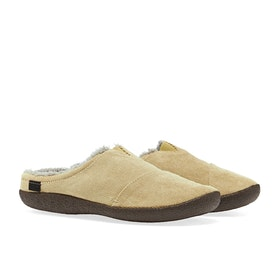 Toms Berkeley Slippers - Light Toffee Micro Corduroy