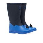 Joules Junior Roll Up Boy's Wellington Boots
