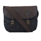Barbour Wax Leather Tarras Messenger Bag