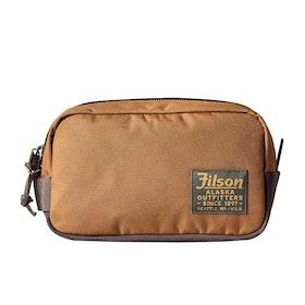 Filson Travel Pack Wash Bag - Whiskey
