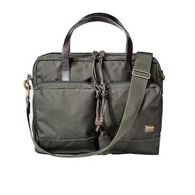 Filson Dryden Briefcase Messenger Bag - Otter Green