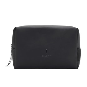 Rains Small Wash Bag - 01 Black