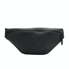 Rains Core Gürteltasche - 01 Black