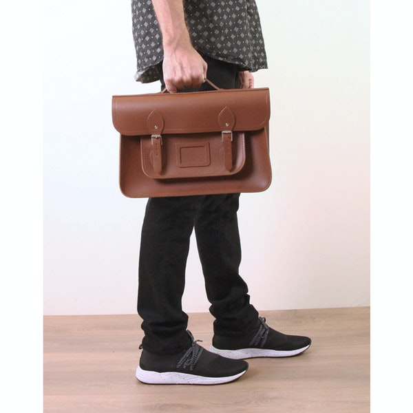 The Cambridge Satchel Company 15 inch Batchel ハンドバッグ