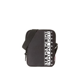 Napapijri Happy Cross Small 1 Messenger-Tasche - Black
