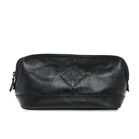 Country Attire Hillingdon Wash Bag - Black