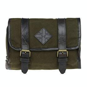 Country Attire Ealing Wash Bag - Khaki