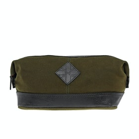 Country Attire Redbridge Wash Bag - Khaki