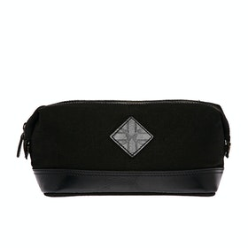 Country Attire Redbridge Wash Bag - Black