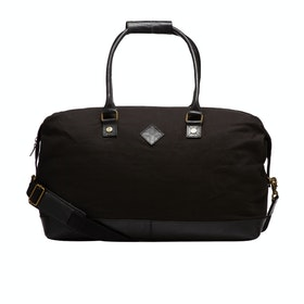 Country Attire Camden Duffle Bag - Black