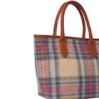 Joules Carey Tweed Dame Håndtaske
