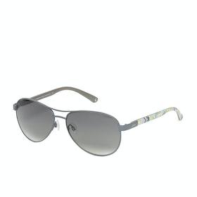 Joules Cowes Women's Sunglasses - Matt Grey