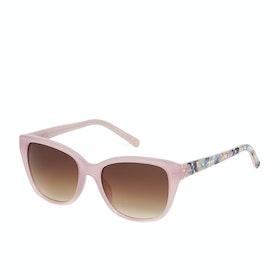 Joules Sandwood Women's Sunglasses - Milky Pink
