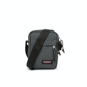 Eastpak The One Messenger-Tasche - Black Denim