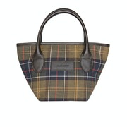 Barbour Tartan Tote Women's Handbag