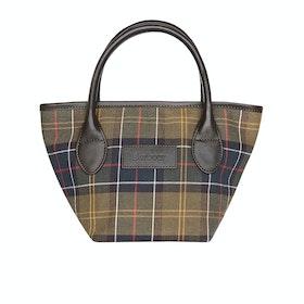 Barbour Tartan Tote Women's Handbag - Classic