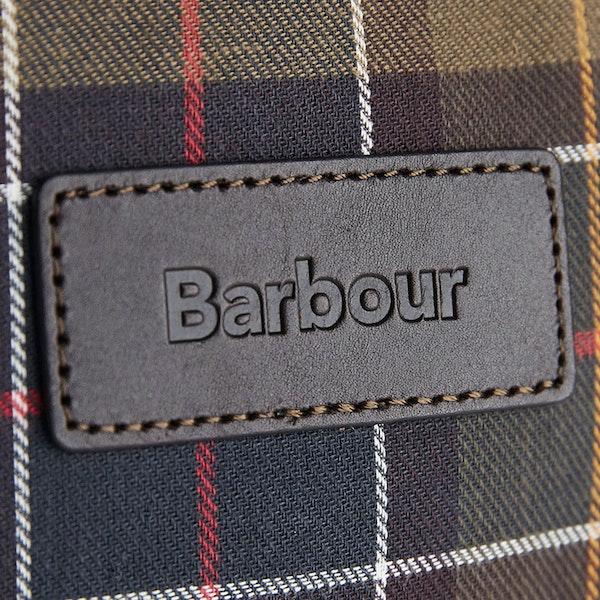 Barbour Tartan Tote Dame Håndtaske