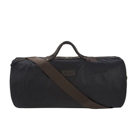 Barbour Wax Holdall Duffle Bag - Navy