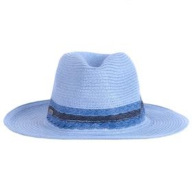 Barbour Ashore Fedora Women's Hat - Blue